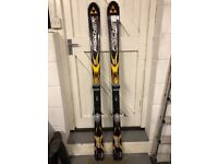 Fischer Pure Heat 165 skis - Great Condition