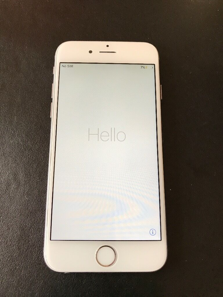 IPhone 6 unlocked 16gb immaculateCall text 07577412045in NewportGumtree - IPhone 6 call 07577412045 Phone only!! Been refurbished 3 months ago and kept in perfect condition Unlocked 16gb Perfect condition