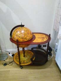 Drinks globe in very good condition