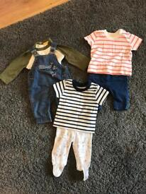 Brand new without tags newborn bundle 18items