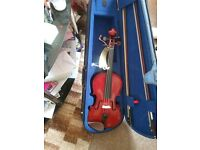 violin and music books for sale