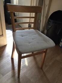 Kitchen chair (one or two)