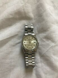 Rolex watch - never worn