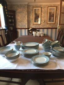 Royal Doulton crockery