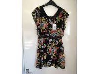 Dress/tunic bnwt size 14