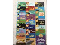 Biff, Chip and Kipper Collection (Level 4-6)