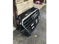 Audi A3 sline 2014 grill