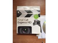 Apple Final Cut Express HD 3.5 (Mac)