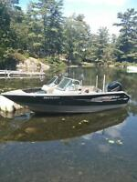 2014 Princecraft sport 187 fully loaded