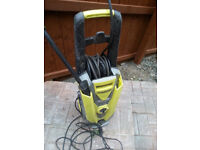 Parkside 150 d3 pressure washer for spares or repair
