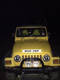 Jeep Wrangler TJ 2.5cc