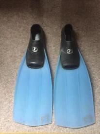 Divers/ snorkelers fins