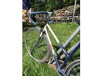 2 second hand bikes