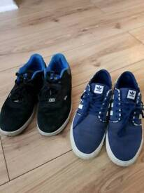 Trainers size6ask for prices please