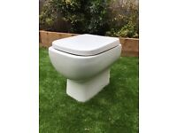 Rak ceramics toilet with seat and cistern