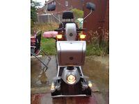 Quingo Sport Mobility Scooter 2X 75mAh Long Range Batteries