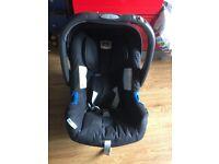 Britax 0+ car seat