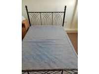 Double Bed mattress, firm, very good condition £50 Hammersmith / Greyhound Road W6