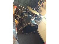Pearl drum kit 5 piece