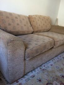 Gainsborough Sofabed for sale, 6ft x 4ft bed, very comfy sofa and bed