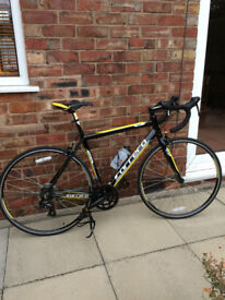 GENTS CARRERA CORTE BLADE 7005 T6 RACING BIKE EXCELLENT AS NEW CONDITION