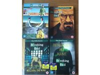 Breaking Bad box sets - complete collection