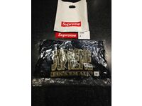 Supreme Hooded Sweatshirt Size M SOLD OUT