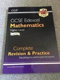 GCSE Edexcel Mathematics Revision Guide&Practise