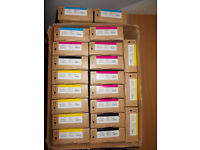 Epson inks genuine T8901/02/03/04-T6871/72/73/74 £60 each