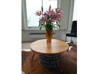 Hairpin Round Coffee Table