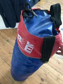 BBE Boxing Punch Bag