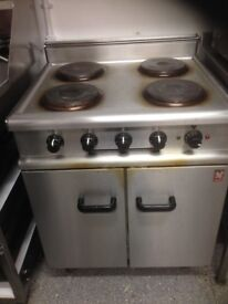 Commercial 3 phases cooker very good condition,from closed down restaurant
