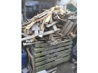 Firewood free to uplift from Kintore area