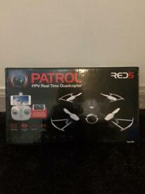 Patrol drone RED5