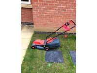 Sovereign electric lawnmower