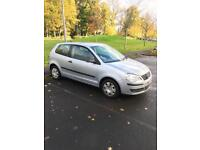2006 Volkswagen Polo 1.2 3dr, Full 1 year MOT, Low Milage