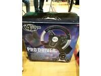 PlayStation one steering wheel