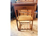 Bar table / cabinet
