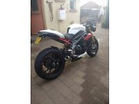 SOLD SOLD Triumph Speed Triple R SOLD SOLD
