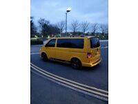 VW Transporter 6 Seat Kombi Camper
