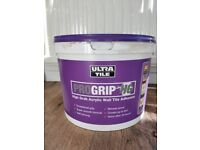 Ultratile pro grip ready mixed wall tile adhesive 15 litre (Grey)