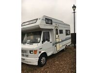 Mercedes Motorhome Foster & Day Classic