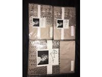 Kylie Minogue KS BN Duvet Set & Pillowcases £65
