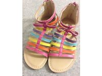 Girls Sandals Size 1