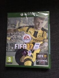 Fifa 17 Xbox one new