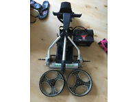 Waslin Electric Powered Golf Trolley