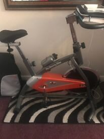 indoor exercise bike spinner