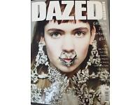 Dazed and confused/ vogue/Hermes/ magazines