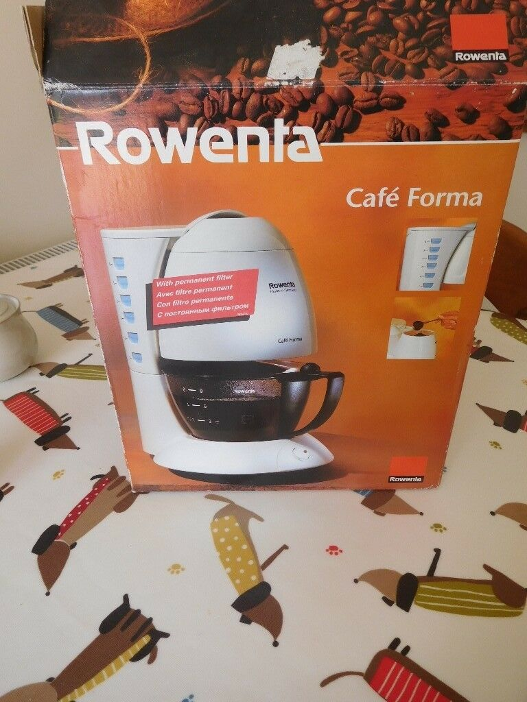 Rowenta Coffee Maker In Barton On Sea Hampshire Gumtree
