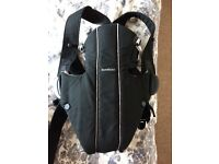 Excellent condition baby Bjorn carrier